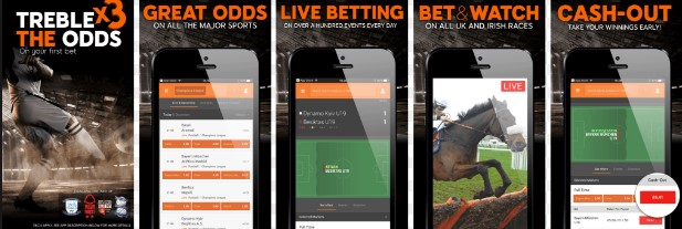 Does 888Sport has a betting app?