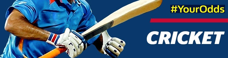 Take advantage of the best cricket gambling odds!