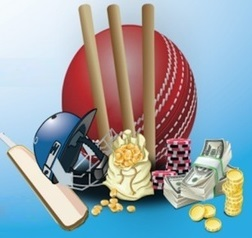 Check the cricket markets on the internet!