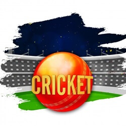 cricket unofficial logo