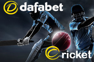 Dafabet cricket betting options