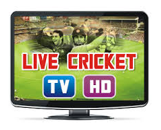 Watch cricket on TV