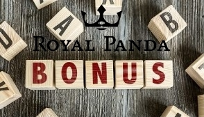 How much it is the Royal Panda welcome bonus?