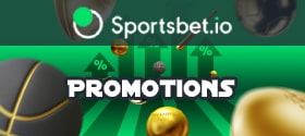 Offers and promotions at Sportsbet.io