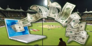 Withdraw money from cricket bookmakers